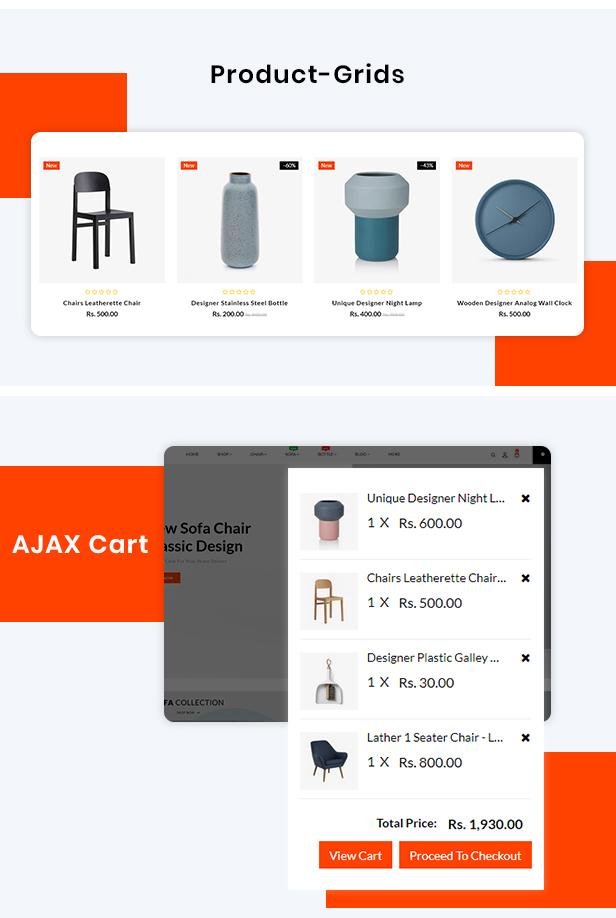 Dot Furniture Shopify Responsive Theme - 4