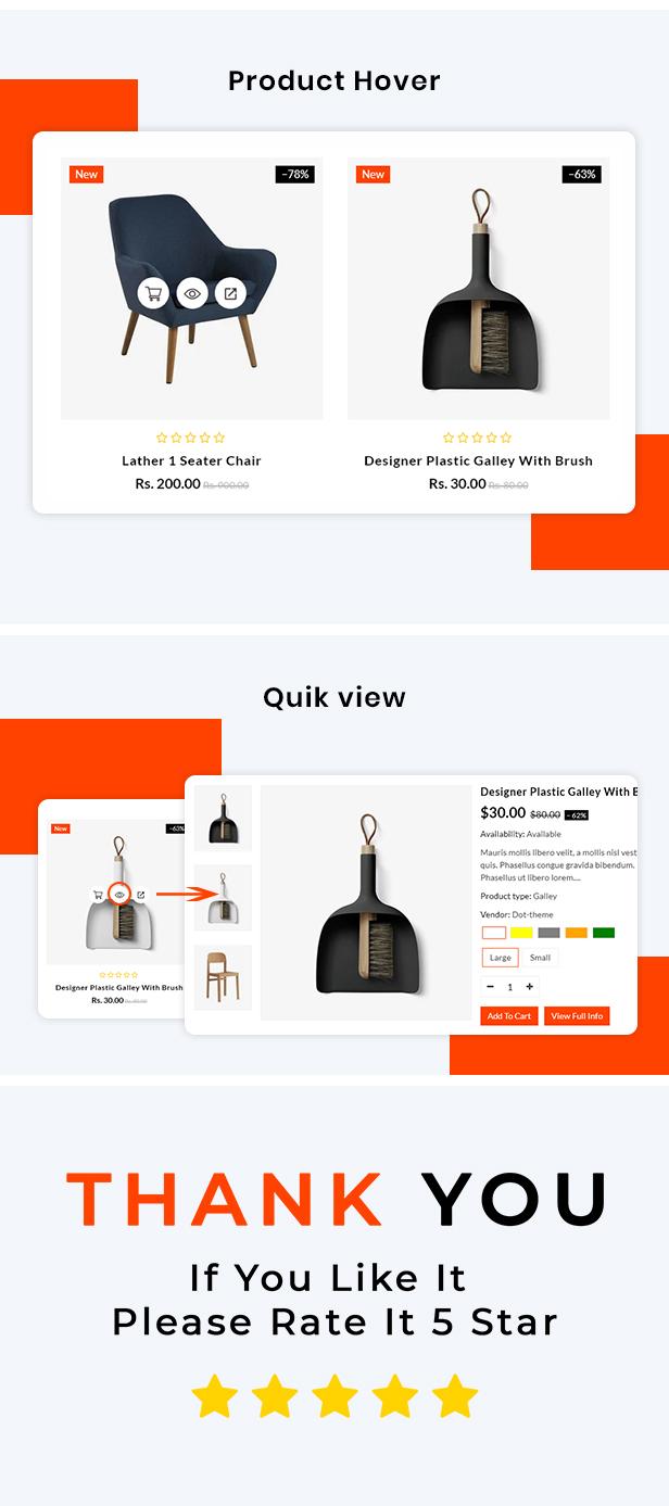Dot Furniture Shopify Responsive Theme - 5