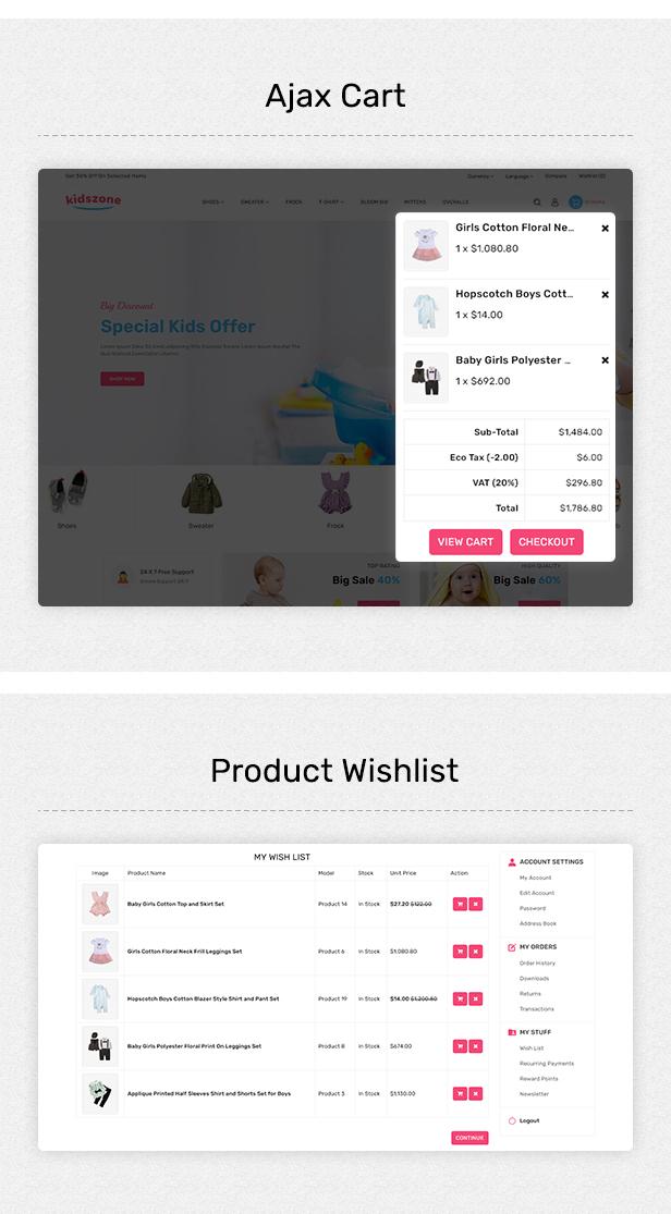 KidsZone - Multipurpose Kids & Children Fashion Store - 4