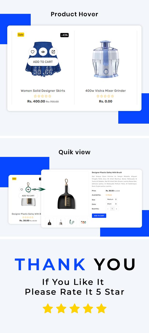 Payiza Multipurpose Shopify Responsive Theme - 5