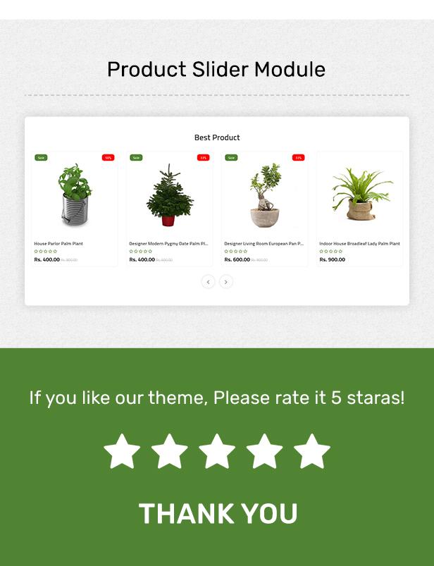 PlantB - Gardening, HomeDecor & Houseplants Theme - 7