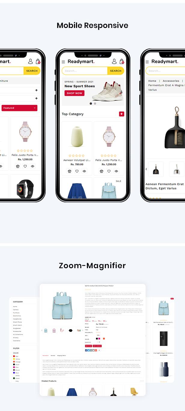 ReadyMart Multipurpose Shopify Responsive Theme - 3