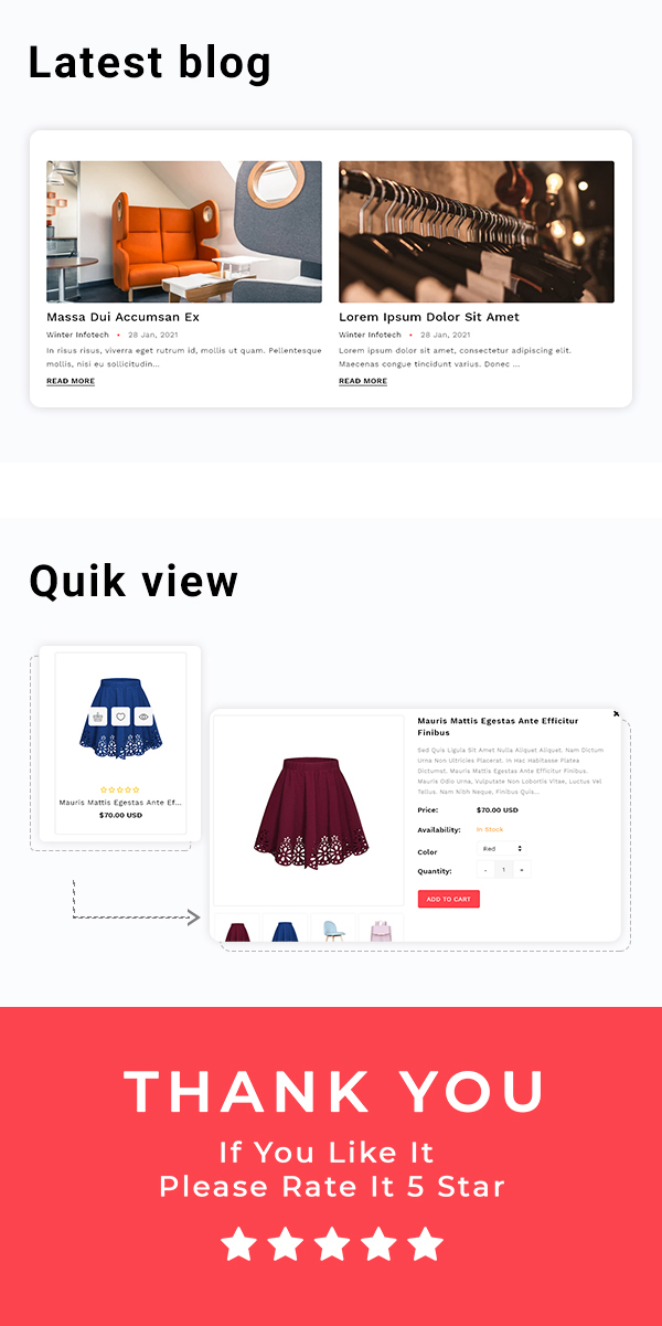 Renoxa Multipurpose E-commerce Shopify Template - 5