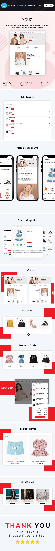 Xouz - OpenCart 3 Fashion & Accessories - 2