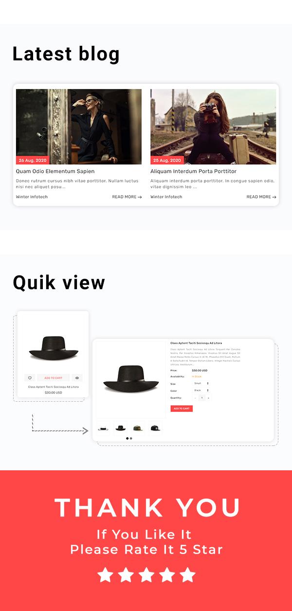 Zonex Multipurpose E-commerce Shopify Template - 5