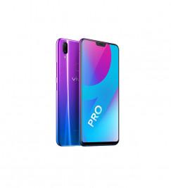 Smartphone with 6.53 HD+ Display (Cyan, 4GB, 64GB)